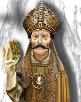 The Bishop of Sandwich