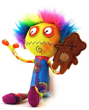 Collector Doll-The Gemme Monster