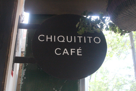Mexico City-Chiquitito Cafe