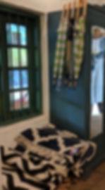 Bohemyan Blue Shop Dhurries