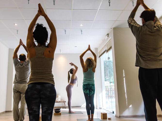 Μαθήματα Yoga Χολαργός Χαλάνδρι Ψυχικό