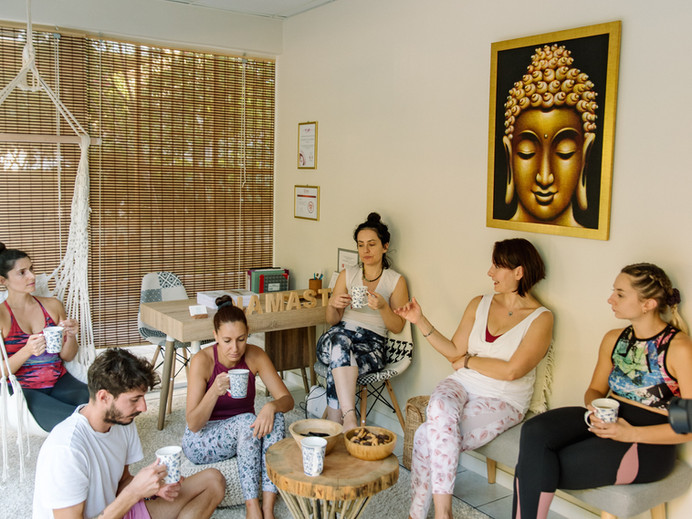 Sahadeva Yoga, Γιόγκα Αθήνα, Γι'ογκα Χολαργός, Εκπαίδευση Δασκάλων Γιόγκα
