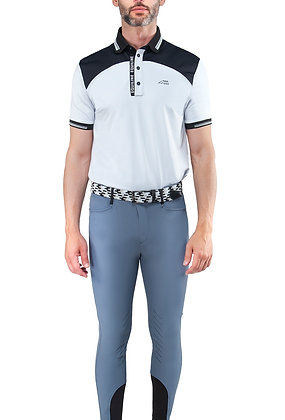 "Equiline MEN'S FREE TIME POLO SHIRT "" Cyprian """