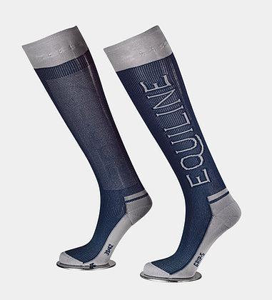 "Equiline Unisex Socks "" Enrique """