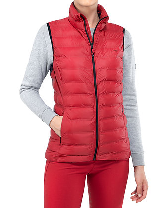 "Equiline WOMEN'S QUILTED VEST "" Ambra """