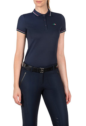 Team Woman Polo Shirt