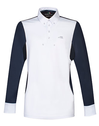 Equiline Competition L/S Shirt Opalite
