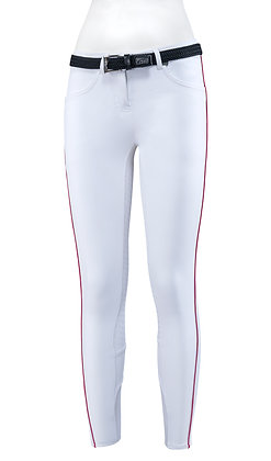 "GIRL'S BREECHES WITH FULL GRIP "" Jade """