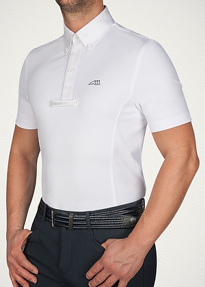 "Equiline Men Comp. Polo Shirt "" VICK """