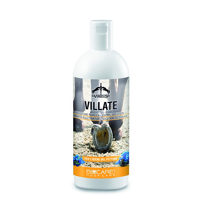 VEREDUS VILLATE LIQUID FOR HOOVES AND FROGS. 500ML