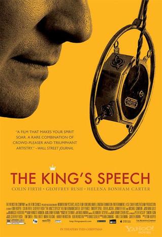 """דייויד סיידלר - """"נאום המלך"""""""