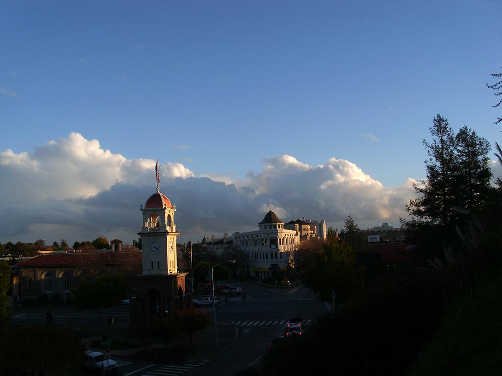 Santa Cruz Skyline