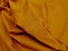 Поплин плательный Оранжево-коричневый