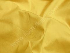 Поплин плательный Желтый
