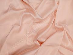 Атлас-шелк Розово-персиковый