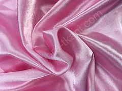 Креп-сатин Розовый