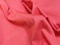 Поплин плательный Розовый
