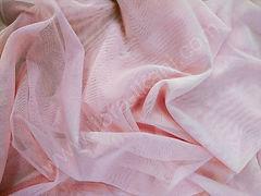 Сетка-стрейч Розовая