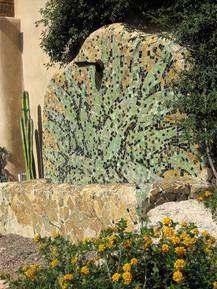 Agave Fountain, 2007