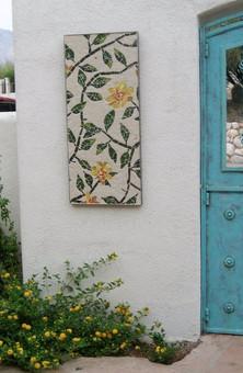 Vine Mosaic, 2009