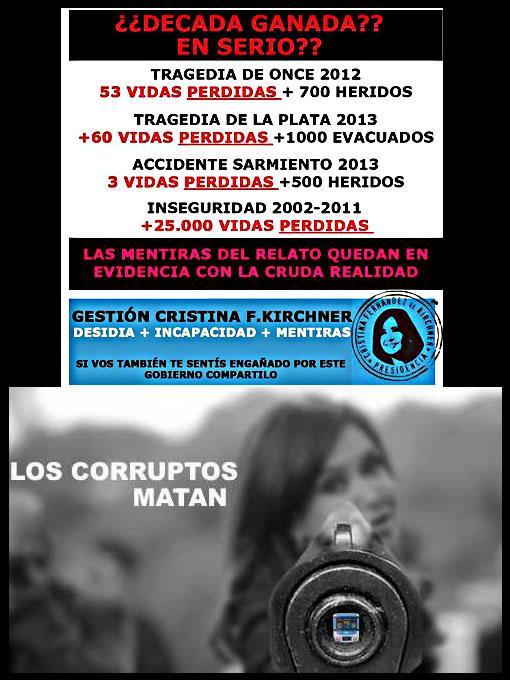 CFK a declarar por Nisman y le prohibieron salir del país