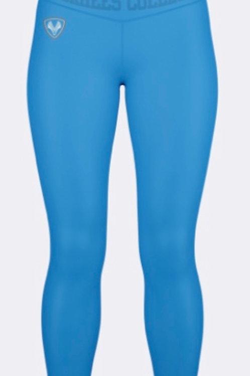 Voorhees College Women's Athletic Leggings