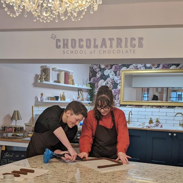 La Chocolatrice