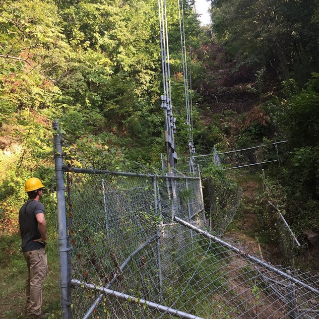 Tower Site Maintenance