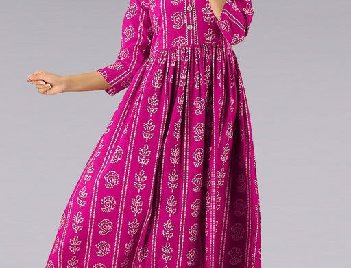 Trendy Rayon Febric Anarkali Style Kurti for Girls , Dailywear Kurti