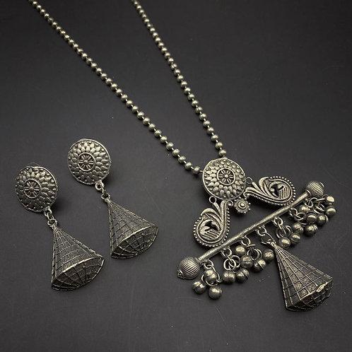 PREMIUM Quality Oxidized Necklace Set | Online Best Oxidized Store