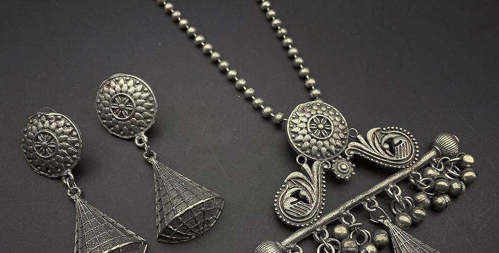PREMIUM Quality Oxidized Necklace Set   Online Best Oxidized Store