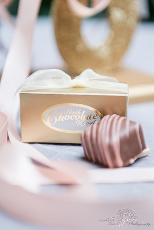 Perth Chocolate Wedding Favours