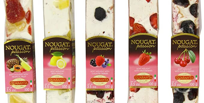 Quaranta Italian Soft Nougat