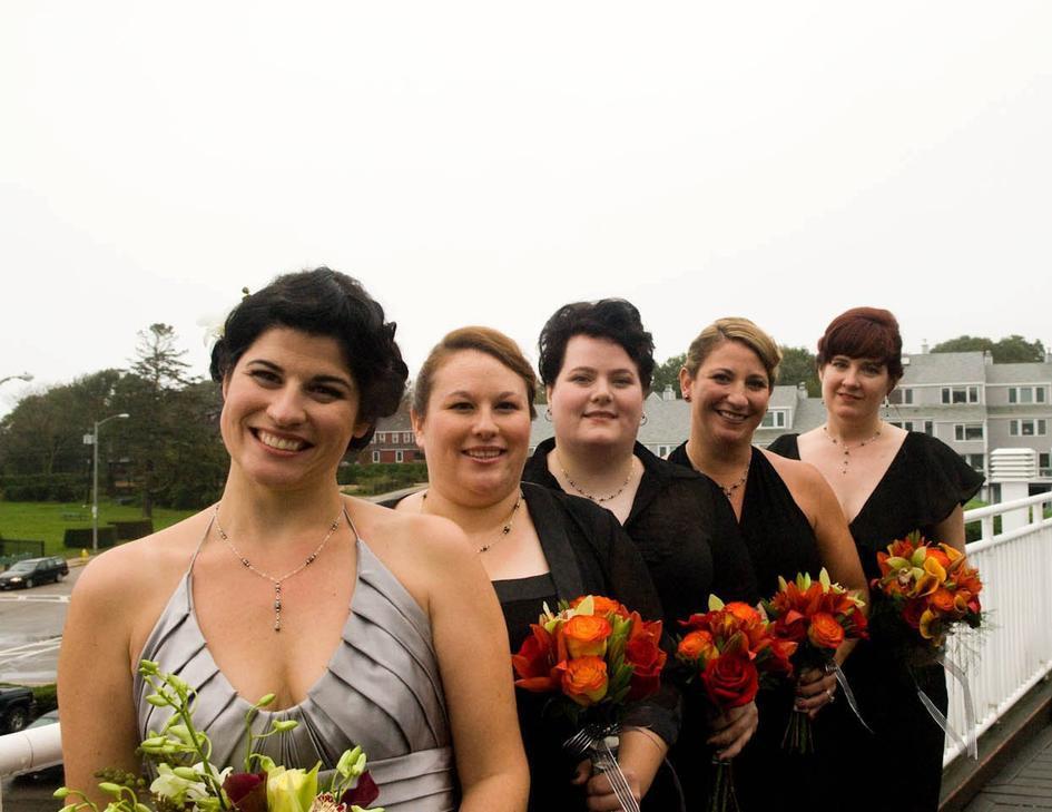 Julie's Bridal Party