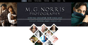 Published! - M.G.Norris Photography
