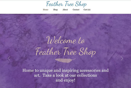 Feather Tree Shop