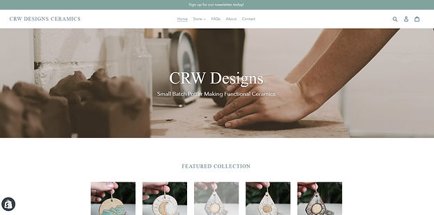CRW Designs Ceramics