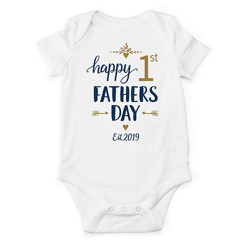 First Father's Day 2019