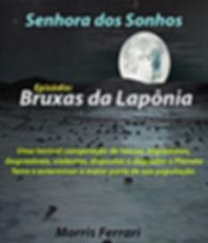 capa livro bruxas da Laponia - Versao 02