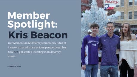 Member Spotlight: Kris Becan