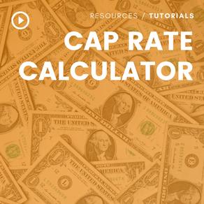 Historical Multifamily Cap Rate Calculator