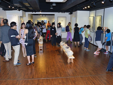 New Art Force Exhibition Celebration for Hong Kong Art of Nature Contemporary Gallery's Expansion wi