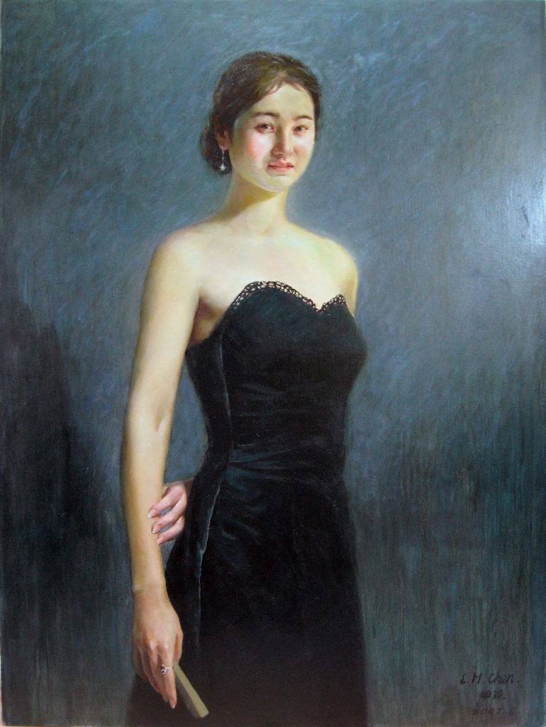 Z小姐肖像
