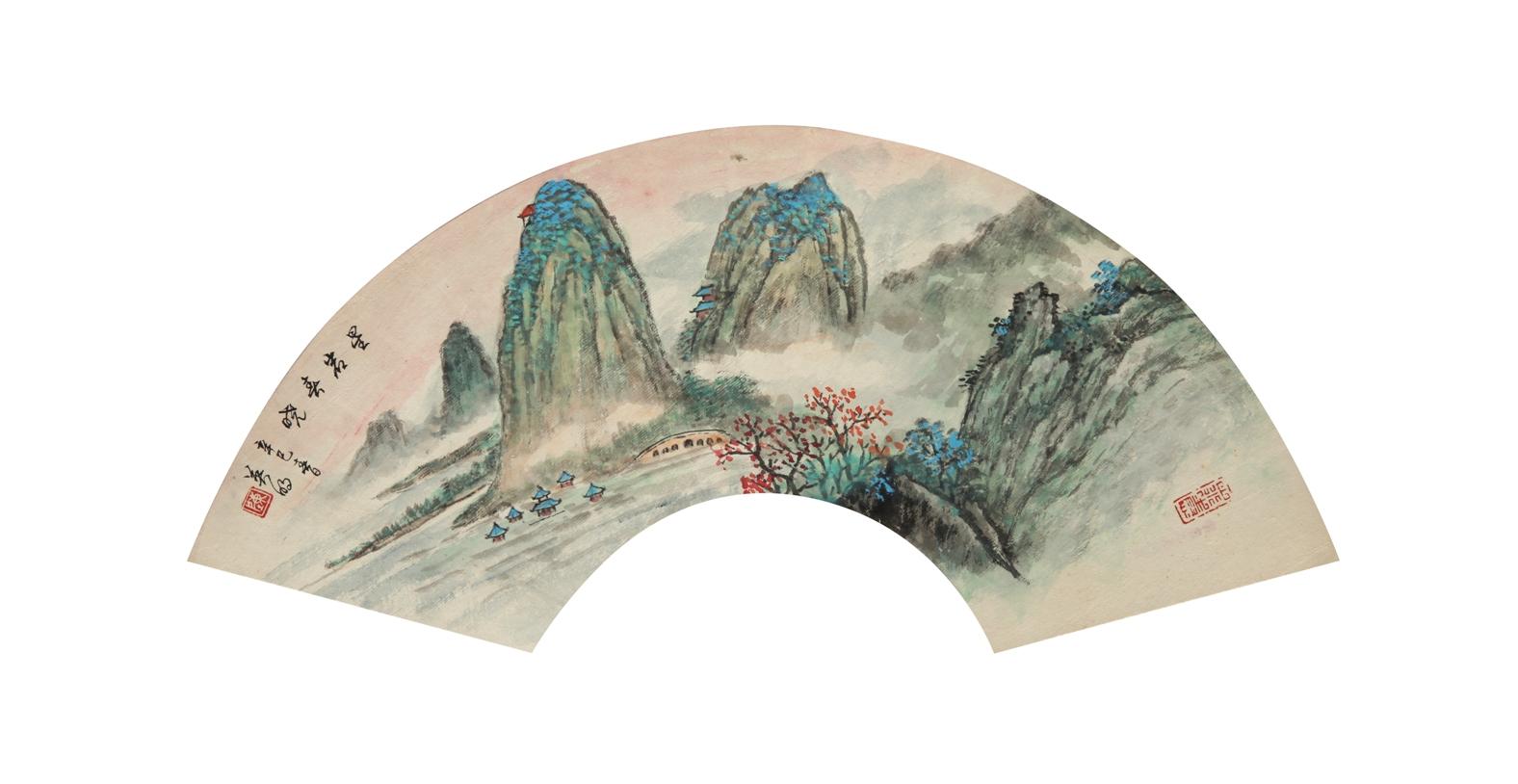 Spring in Qi Xing Yan