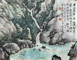 Jade Valley of Huang Shan