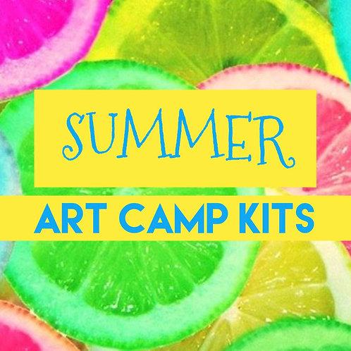 Summer Art Camp Kit