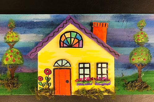 Creative Cottages Painting Class