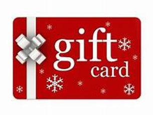 1020 Artworks Studio Gift Card