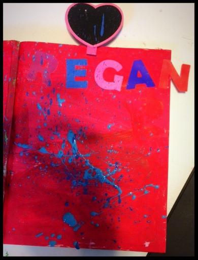 Regan, Age 5