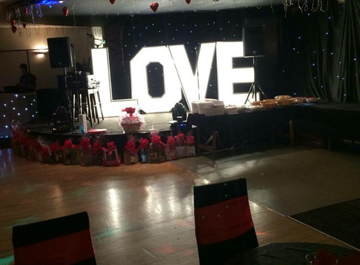 Valentines Ball Fundraiser
